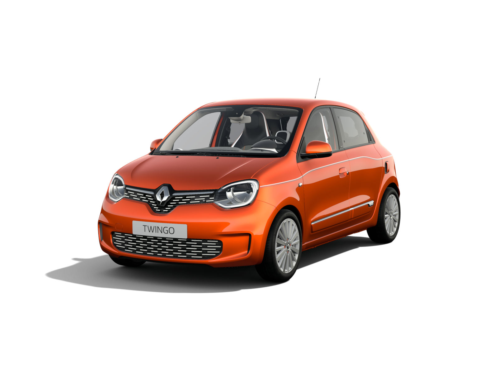 Renault NEW TWINGO E-TECH ELECTRIC – Orange Valencia