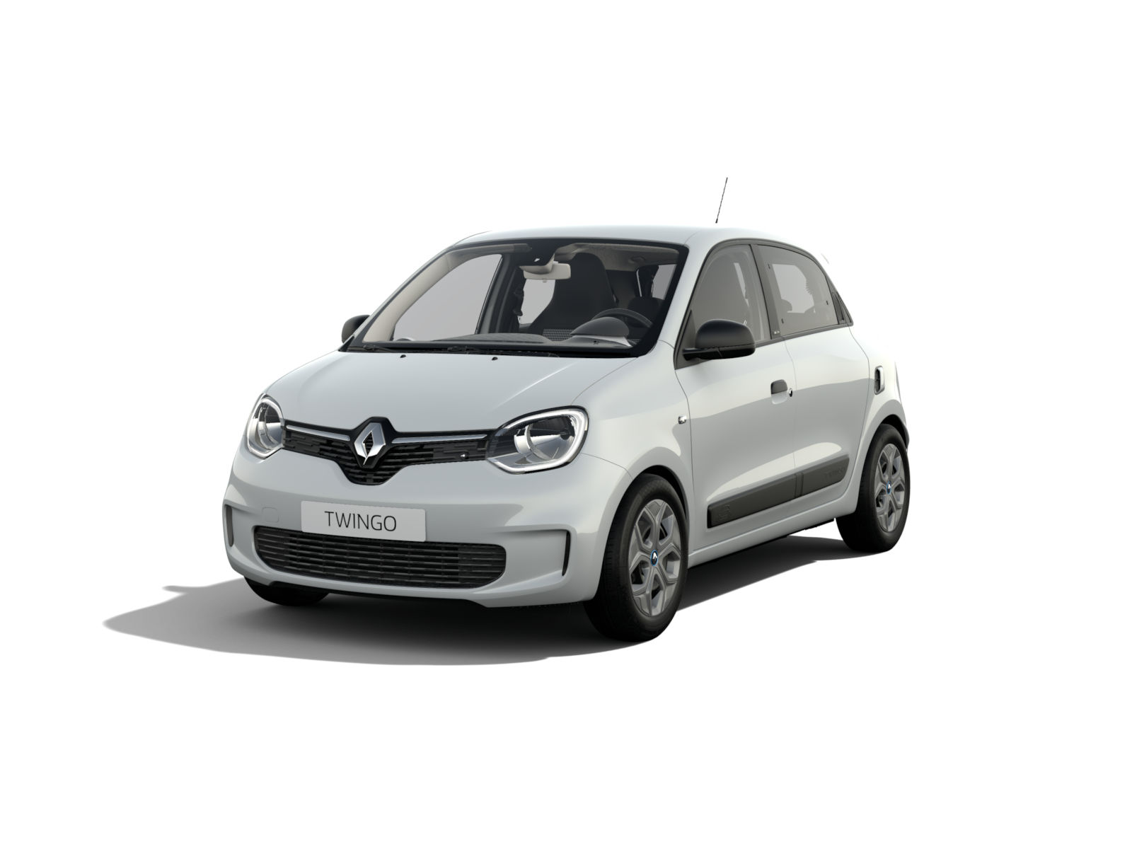 Renault NEW TWINGO E-TECH ELECTRIC – Blanc Quartz