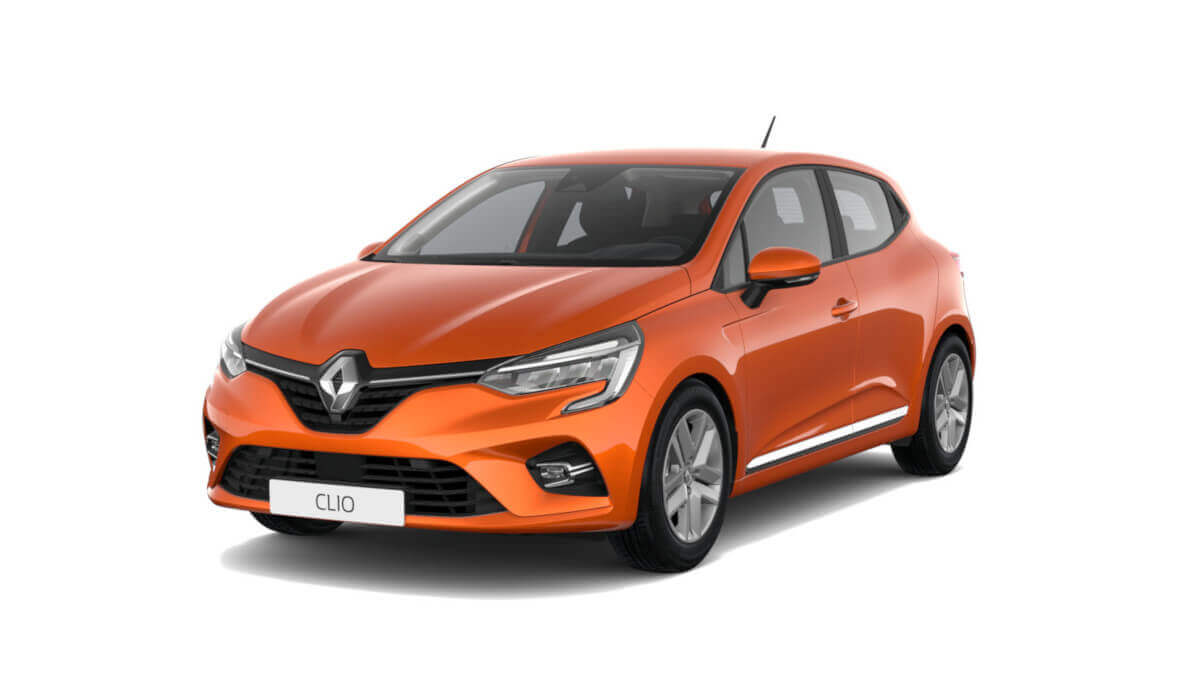 Renault NEW CLIO – Rouge Flamme