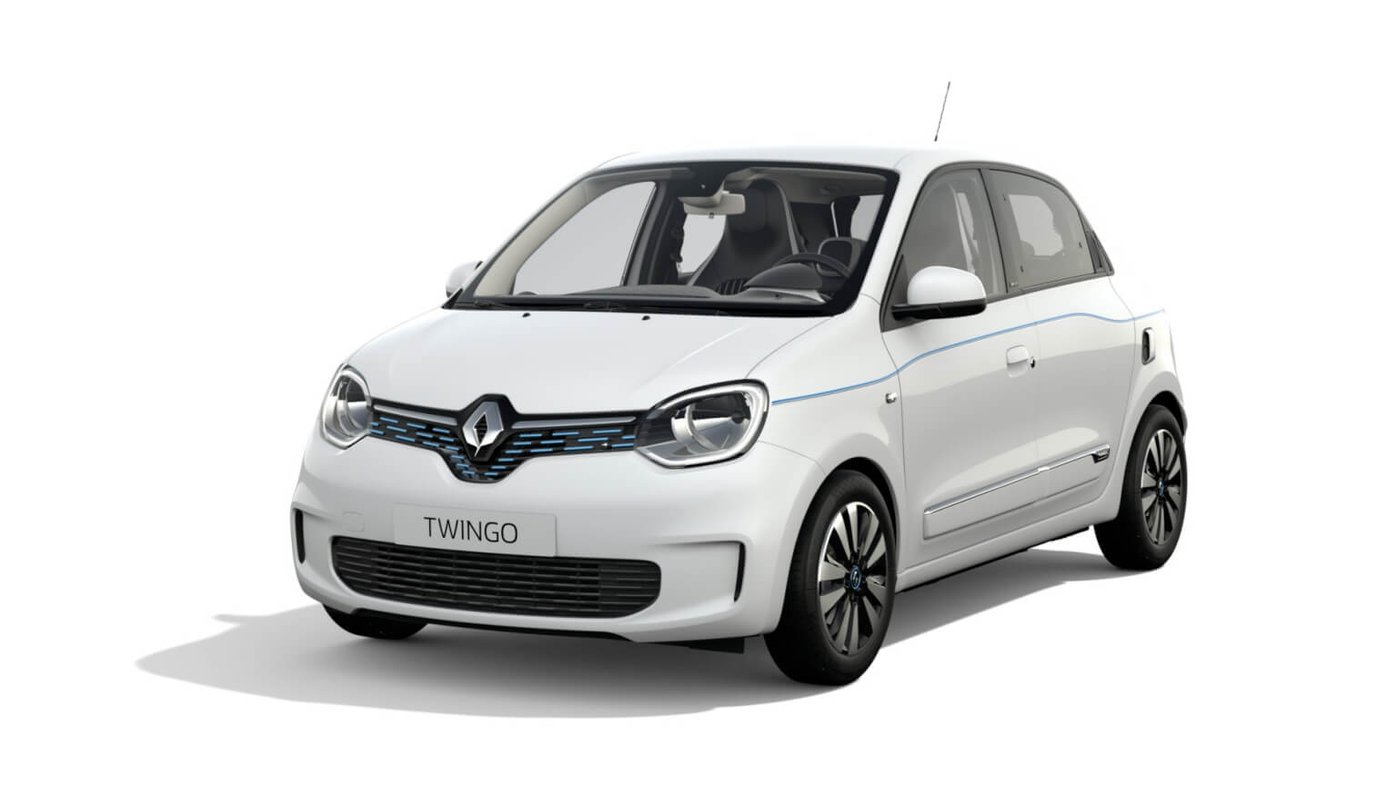 Renault NEW TWINGO E-TECH ELECTRIC – Vert Pistache